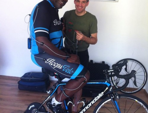 Bike fitting in Nigeria