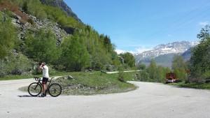 Pas de la Confession, French Alps