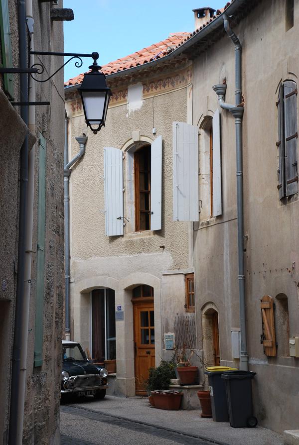 Historic centre, Caux, Languedoc