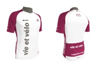 Vie et Velo Cycling Jersey