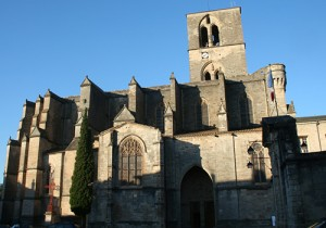 Lodeve Cathedral