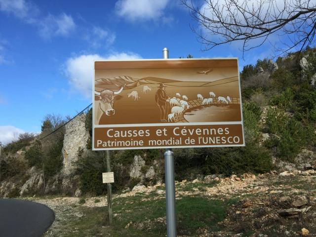 ausses an Cevennes: UNESCO Heritage Site