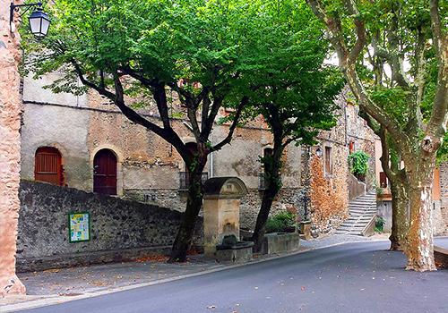 Pezenas des Mines, Languedoc, France