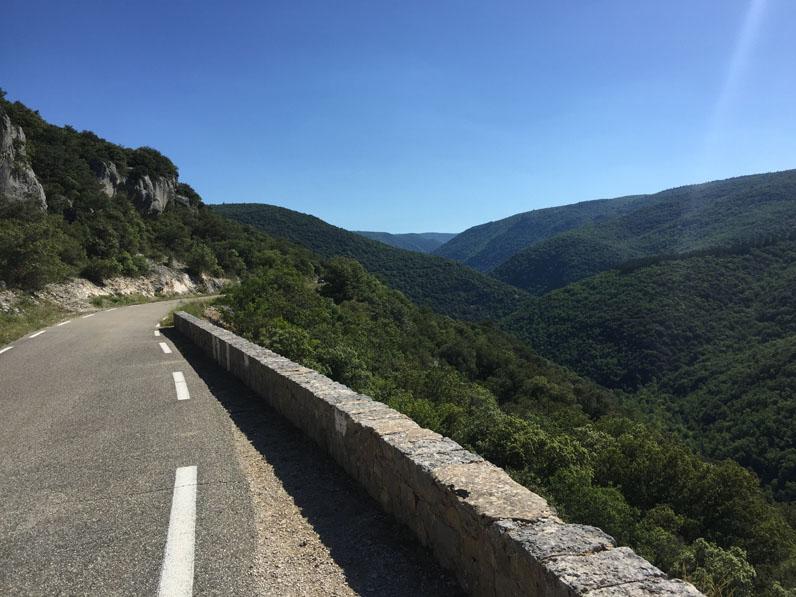 Gorges de la Nesque, Provence