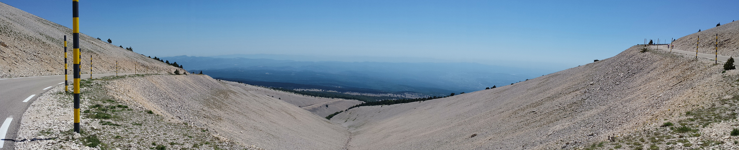 Panoramic View on Mont Ventoux, Provence