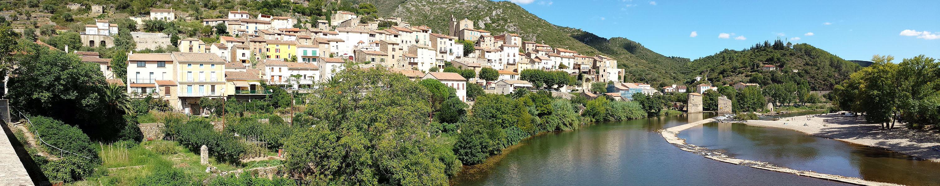 Roquebrun, Languedoc