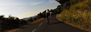 Pedaling in Haut Languedoc