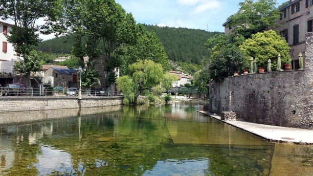 Village of Lunas, Languedoc