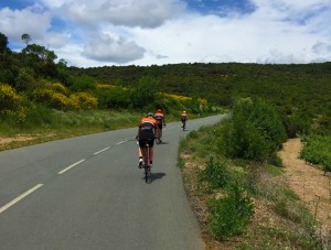 Cycling in the Haut Languedoc