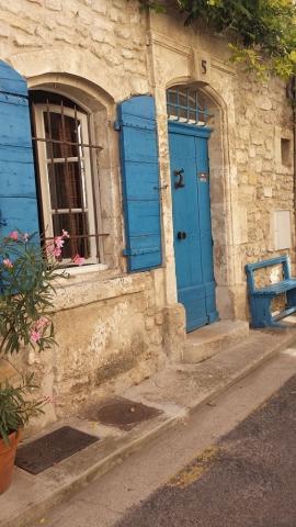 Provencal village house, Arles