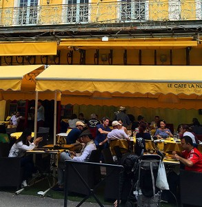 Cafe de Nuit, Arles, Provence
