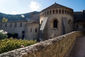 Gellone Abbey, St. Guilhem le Desert, Languedoc