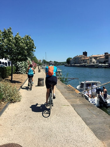 Day 4: Entering Agde