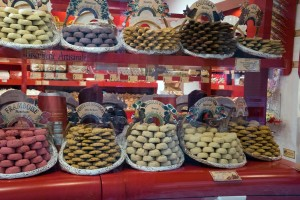 Fine Biscuiterie in Pezenas, Languedoc