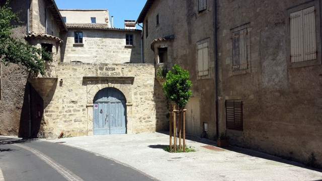 Medieval Manor in Pezenas, Languedoc