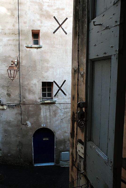 Street view - Historic Pezenas, Languedoc