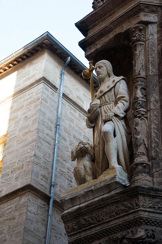 Sculpture - Medieval Pezenas, Languedoc