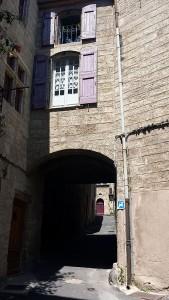 Street view, Pezenas Languedoc