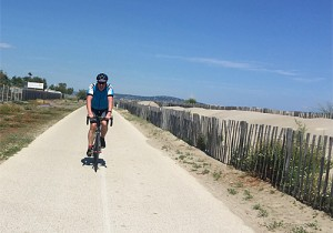 Cycling by the Mediterranean, Languedoc