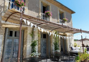 Cycle Tour Accomodation: La Belle Vue, Languedoc