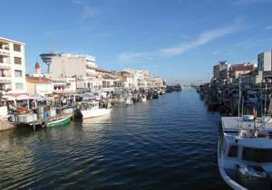 Palavas les Flots, Languedoc