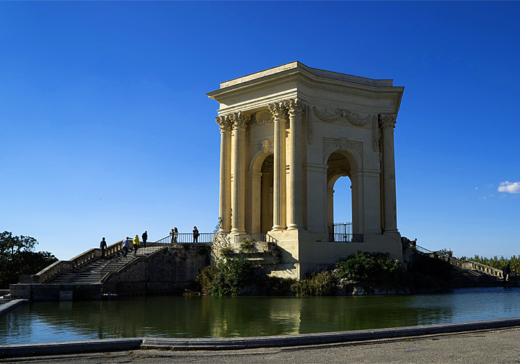 Point Peyrou, Montpellier